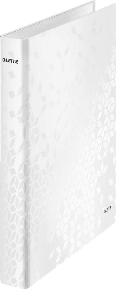 Segregator Leitz Wow 2-ringowy A4 40mm biały (42410001) 1