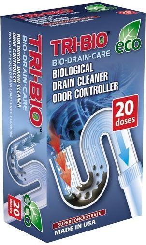Tri-Bio Probiotyczny skoncentrowany środek do udrażniania rur kuchennych 100g (TRB04291) 1