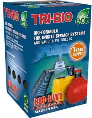 Tri-Bio Probiotyczny Proszek Bio formuła do Przydomowych Oczyszczalni Ścieków, 500 g (TRB04024) 1