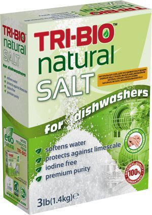Tri-Bio Naturalna sól do zmywarki 1,4kg (TRB04338) 1