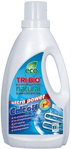 Tri-Bio Ekologiczny Skoncentrowany Żel Zmiękczający Wodę i Odkamieniacz, 940 ml (TRB04611) 1