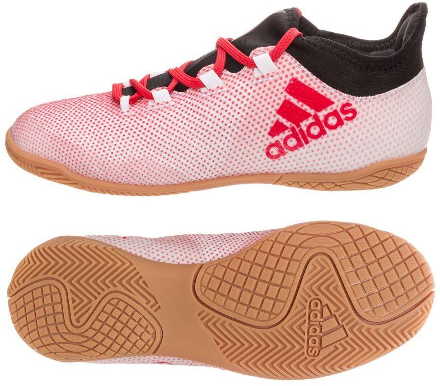 Adidas X Tango 17.3 Turf Szare Buty Piłkarskie Adidas