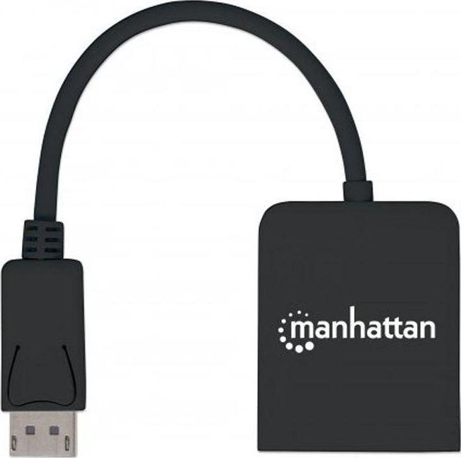 Manhattan Splitter DisplayPort - HDMI (152716) 1