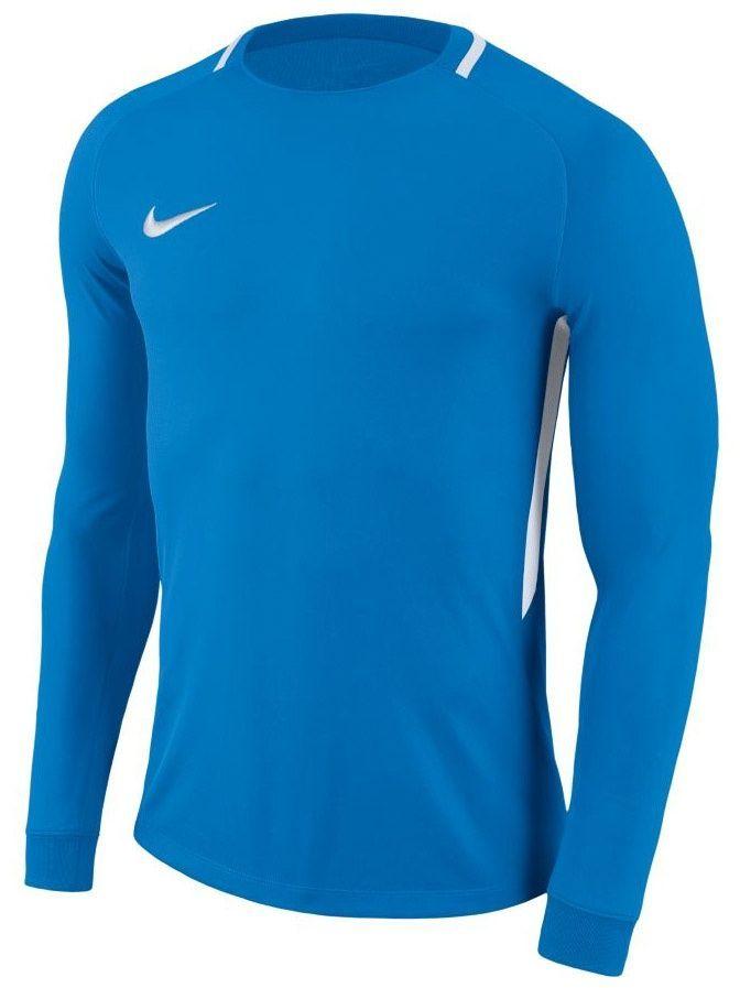 20072e0c4dd41 Nike Bluza piłkarska DRY Park III JSY LS GK niebieska r. M (894509-406) w  Sklep-presto.pl