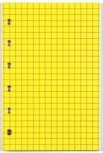 Antra Wkład do organizera K Kratka żółta (270073) 1