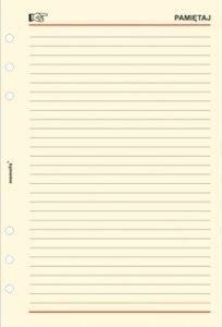 Antra Wkład do organizera ST pamiętaj (270060) 1