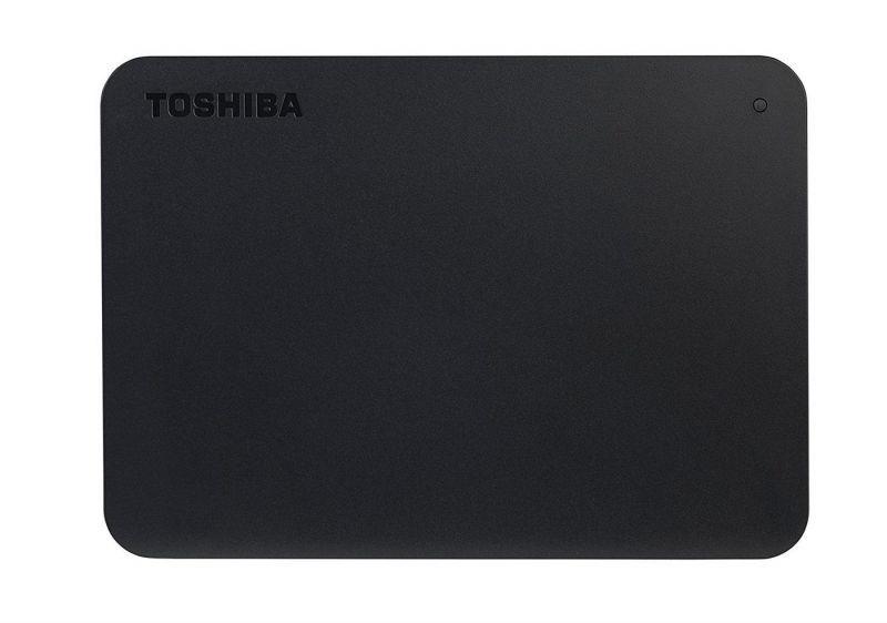 Dysk zewnętrzny Toshiba HDD Canvio Basics 2 TB Czarny (HDTB420EK3AA) 1