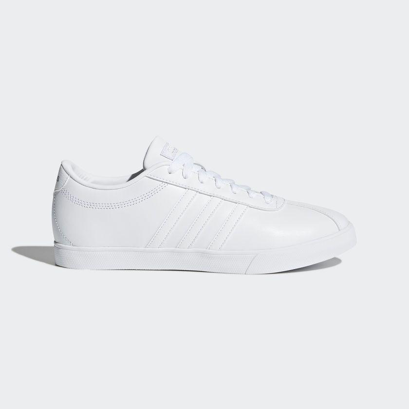Adidas Buty damskie Courtset białe r. 36 (BB9659) ID produktu: 1774532