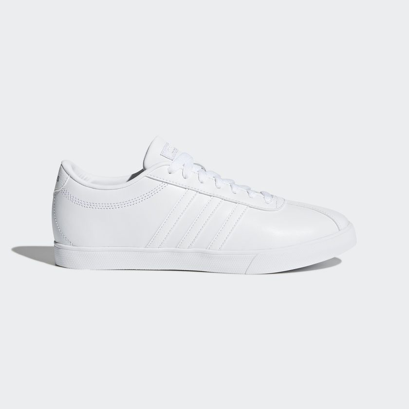 buty adidas damskie białe pod