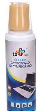 TB Zestaw czyszcząco-dezynfekujący do ekranów (płyn + ściereczka) 1