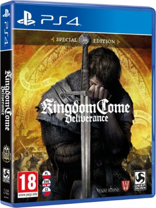 Kingdom Come: Deliverance - Edycja Specjalna PS4 1
