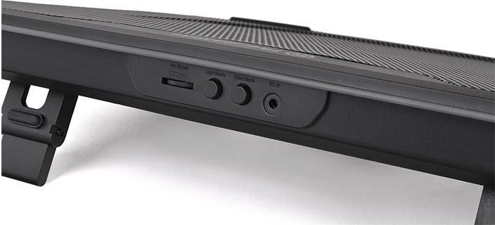 Podstawka chłodząca Thermaltake Podkładka chłodząca do laptopa Thermaltake Massive 20 RGB (CL-N014-PL20SW-A) 1