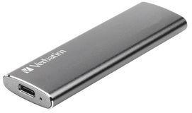 Dysk zewnętrzny Verbatim SSD Vx500 240 GB Srebrny (47442) 1
