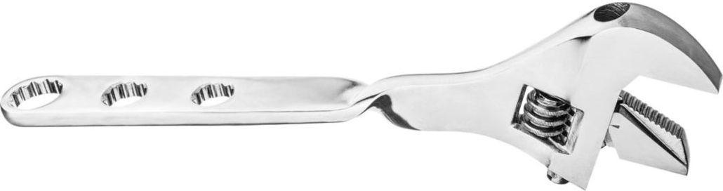 Topex Klucz nastawny (Klucz nastawny skręcony 250 mm, zakres 0-27 mm) - 35D561 1
