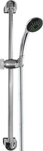 Zestaw prysznicowy Invena Ava New punktowy chrom (AU-56-001-D) 1