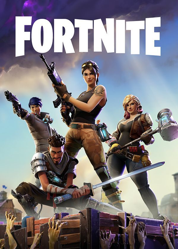 Epic Games Fortnite Esd W Morelenet