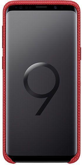 Samsung S9 Hyperknit Cover Red EF-GG960FREGWW 1