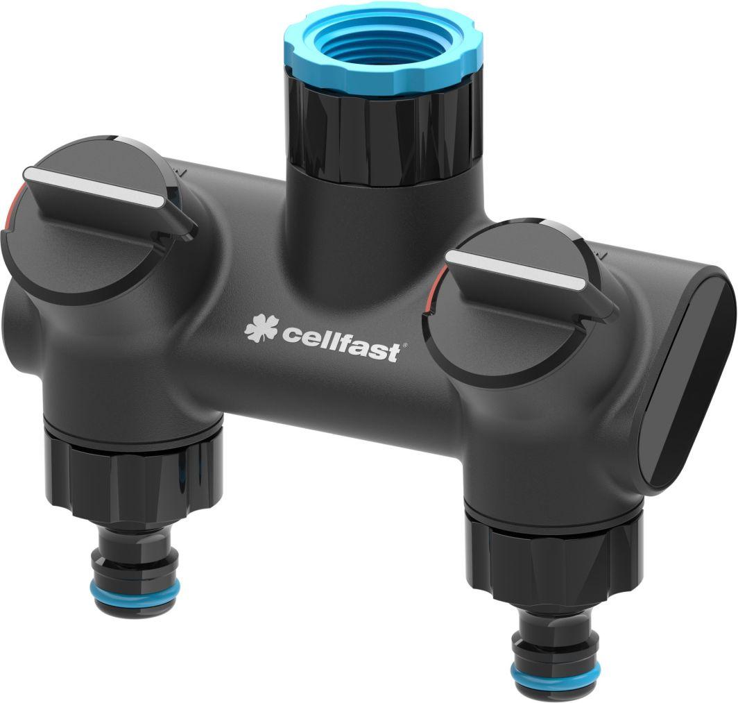 Cellfast Rodzielacz podwójny (C53-220) 1
