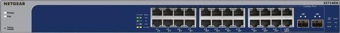 Switch NETGEAR XS724EM (XS724EM-100EUS) 1