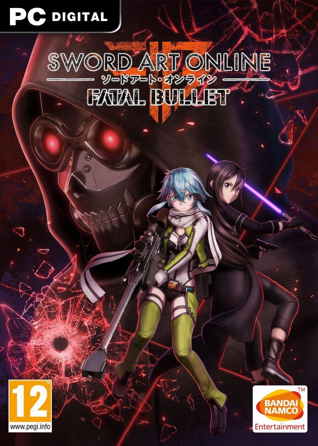 Sword Art Online: Fatal Bullet PC, wersja cyfrowa 1