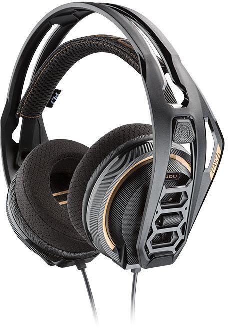 Słuchawki Plantronics RIG 400 DOLBY (PLANTRO-RIG400ATMOS)  1