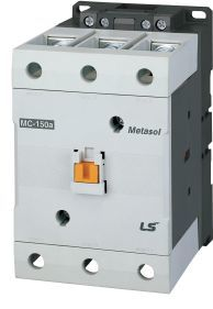 LSiS Stycznik 150A 3P 75kW 24V DC 1Z1R (MC-150a 24VDC 1a1b) 1
