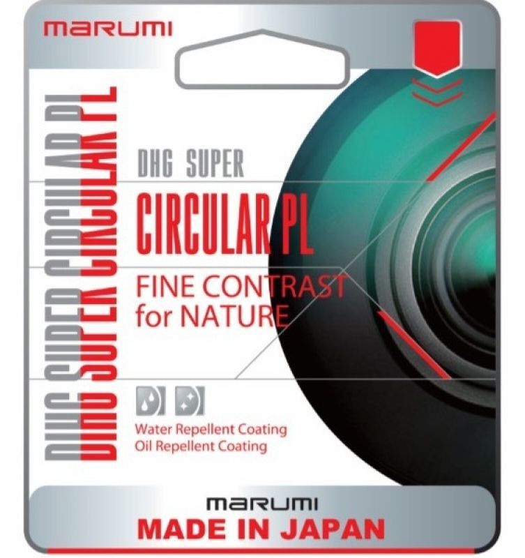 Filtr Marumi Super DHG Circular PL 95mm (MCPL95_SUPER_DHG) 1