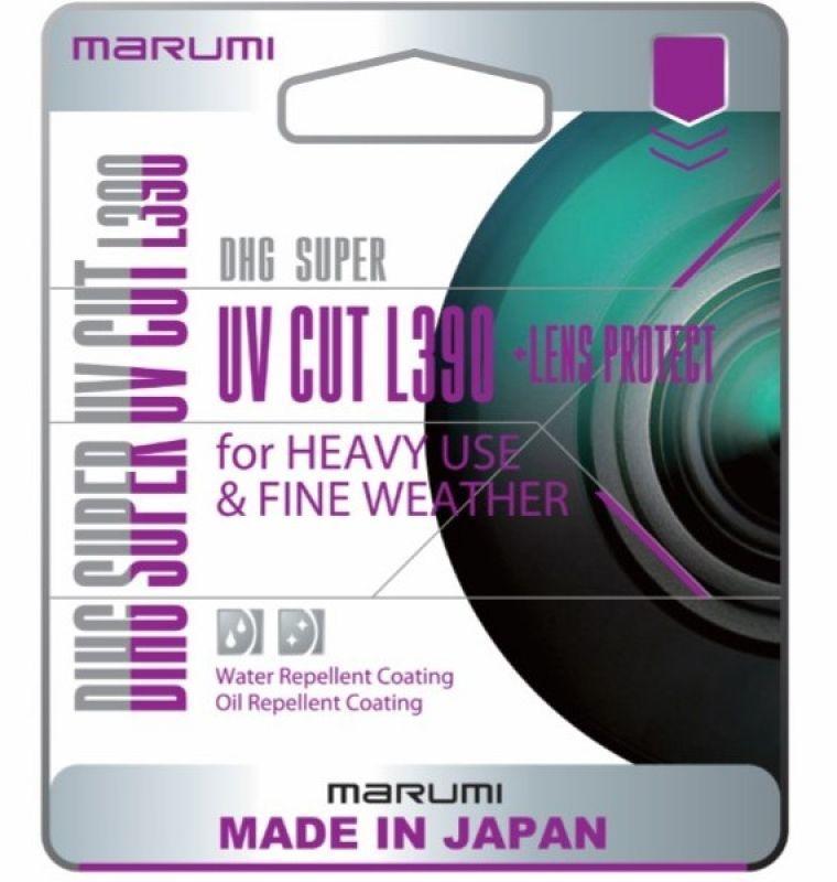 Filtr Marumi Super DHG UV 95mm (MUV95_(L370)_Super_DHG) 1