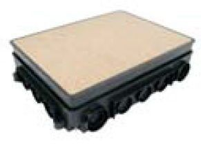 Kopos Uniwersalna puszka podłogowa (KUP 80 FB) 1
