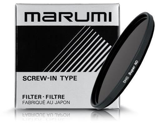 Filtr Marumi Super DHG ND1000, szary 58mm (MND1000_58_SUPER_DHG) 1