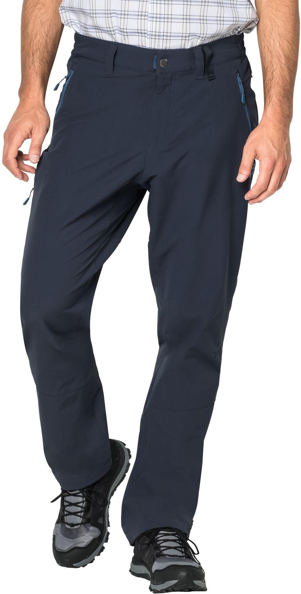 sklep dyskontowy najwyższa jakość świetne ceny Jack Wolfskin Spodnie męskie ACTIVATE XT MEN Night Blue r. 52 (1503752) ID  produktu: 1787424