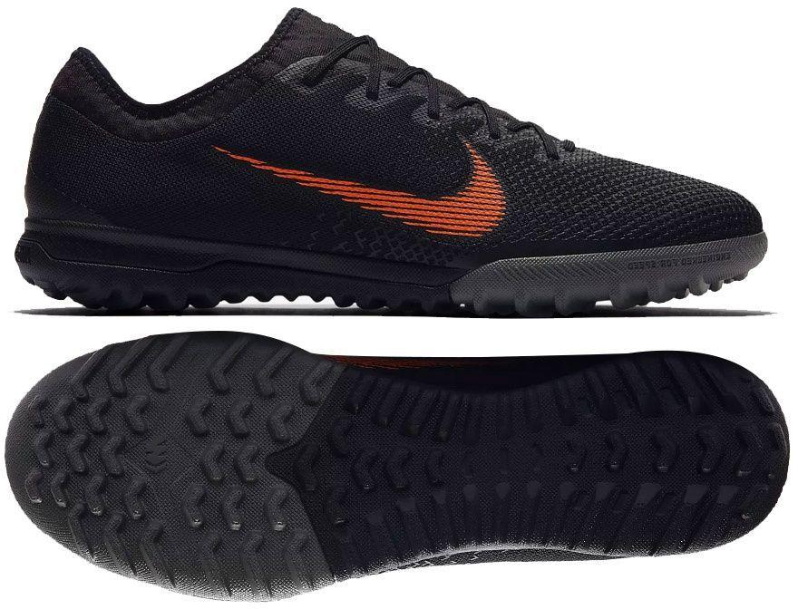 Nike Buty piłkarskie Mercurial Vapor 12 Pro TF czarne r. 45 (AH7388 081) ID produktu: 1787862