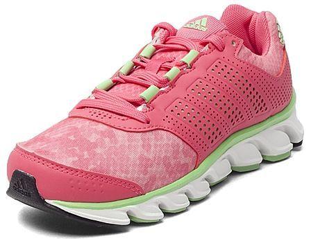 fa04cbfb Adidas Buty damskie POWERBLAZE 2 K różowe r. 36 2/3 (D69763) w  Sklep-presto.pl
