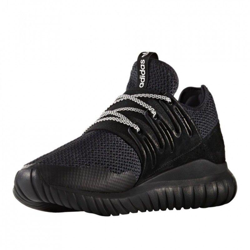 Czarne Skórzane Buty Męskie Sportowe Adidas rozmiar 38 23