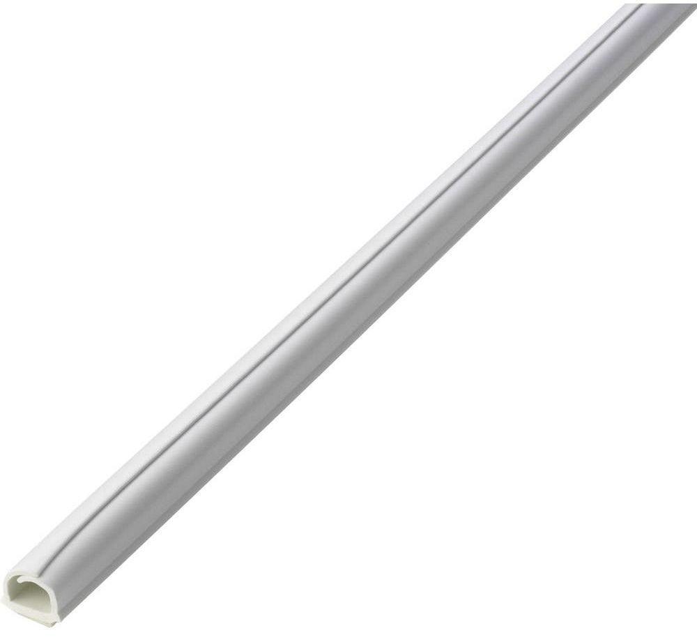 CABLEFIX Ochronna rynienka na kable 5,5x5mm biała blister 4x1m (2200-2) 1