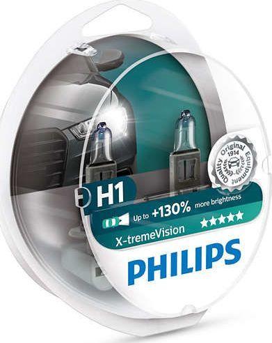 Philips ŻAR.SAM. H1 55W X-TREME POWER SET - 8727900360646 1