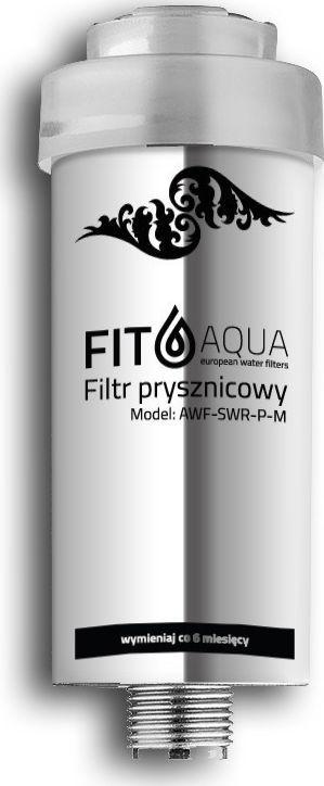 Amii Filtr prysznicowy metalizowany FITaqua (AWF-SWR-P-M) 1