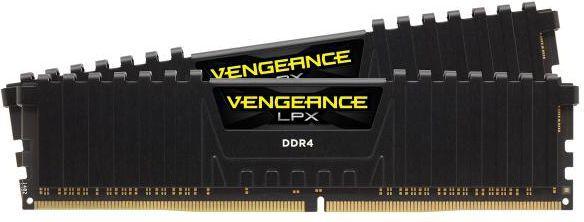 Pamięć Corsair Vengeance LPX, DDR4, 16 GB, 3000MHz, CL16 (CMK16GX4M2D3000C16) 1