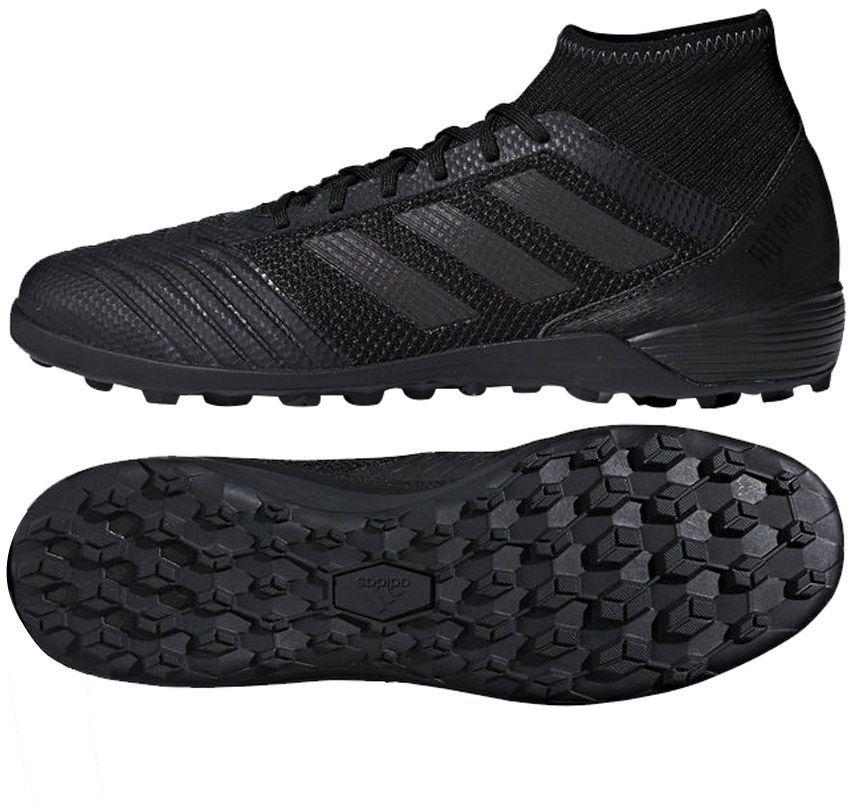 Adidas Buty piłkarskie Predator Tango 18.3 TF czarne r. 40 23 (CP9279) ID produktu: 1792783