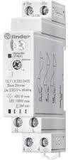 Finder Elektroniczny przekaźnik impulsowy ze ściemniaczem 400W 45-65Hz funkcja SLAVE, sterowanie 0-10V (15.11.8.230.0400) 1