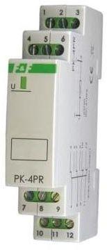F&F Przekaźnik elektromagnetyczny 2Z 2R 8A 230V AC (PK-4PR 230V) 1