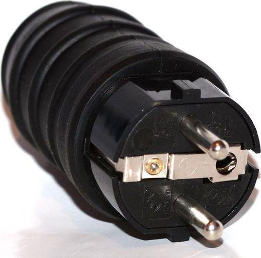 Pawbol Wtyczka gumowa z/u 16A 250V IP44 (D.3158) 1
