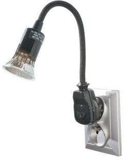 Lampka wtykowa do gniazdka AWA LED  (AWA-LW/CZ) 1
