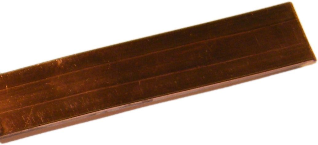 ELKO-BIS Bednarka miedziana 25x4mm CU krążek 20kg (82504003) 1