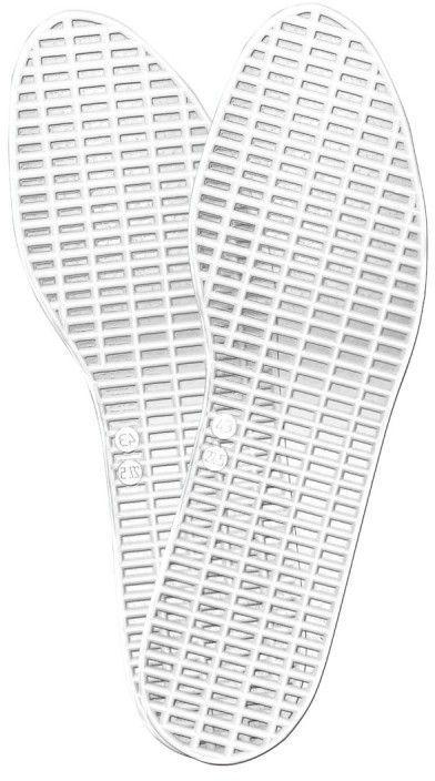 LAHTI Wkładki do butów wojskowe rozmiar 47 10 par (L9030547) 1