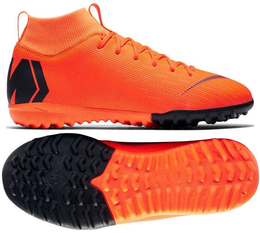Buty Nike Mercurial SuperflyX 6 Academy GS TF JUNIOR AH7344 810