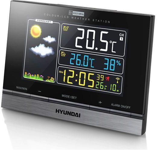 Stacja pogodowa Hyundai Meteo Hyundai (WS2303) 1