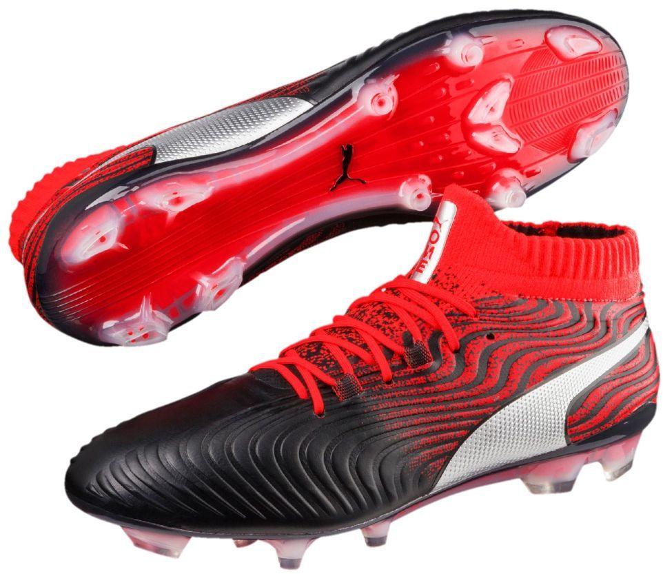 Puma Buty piłkarskie One 18.1 Syn FG czarne r. 43 (104869 01) ID produktu: 1805298