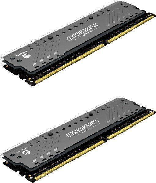 Pamięć Ballistix Tactical Tracer, DDR4, 32 GB, 2666MHz, CL16 (BLT2C16G4D26BFT4) 1