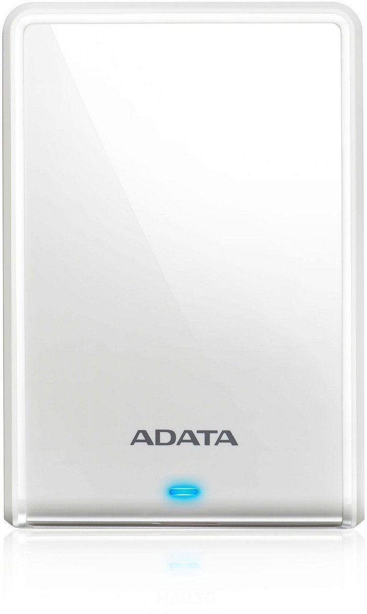 Dysk zewnętrzny ADATA HDD HV620S 1 TB Biały (AHV620S-1TU3-CWH) 1